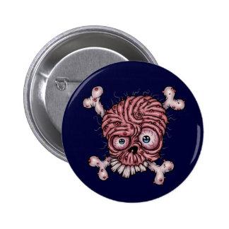 Grossbeard Pinback Buttons
