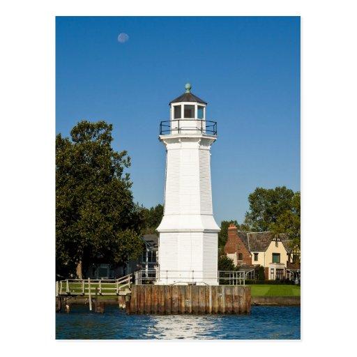 Grosse Ile Lighthouse Postcard