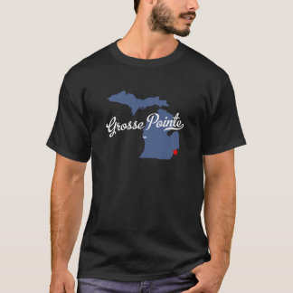 Grosse Pointe Michigan MI Shirt