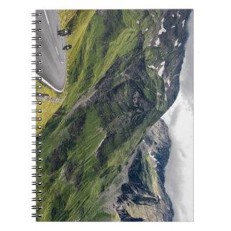 Grossglockner High Alpine Road, Austria Notebooks