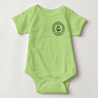 Groton, Mass Town Seal Baby Bodysuit