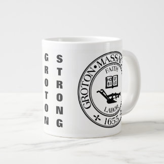 Groton Strong - Save our Seal Large Coffee Mug