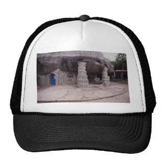 Grotto Shrine of Mariel, visitation of Virgin Mary Mesh Hats
