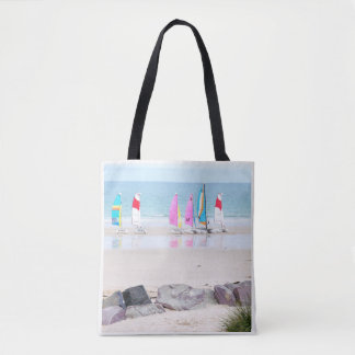 GROUND AND MER! TOTE BAG