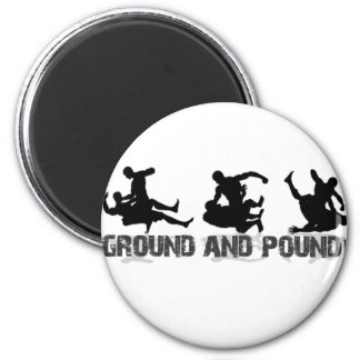 Ground and Pound Line Magnet
