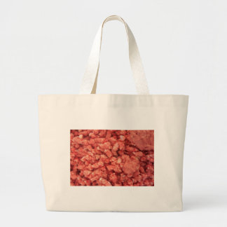 Ground Beef Meat Bacon Bag
