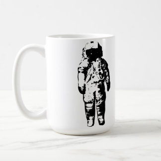 Ground Control To Major Tom - Astronaut Coffee Cup