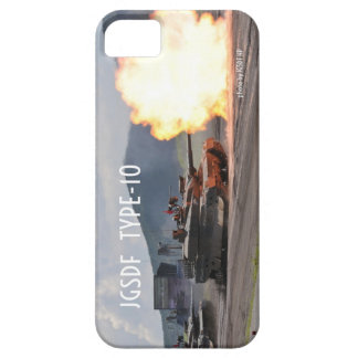 Ground Self-Defense Force 10 type tank Barely There iPhone 5 Case