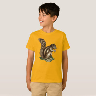 Ground Squirrel Kid's Tee