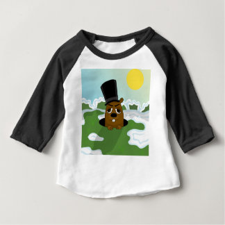 Groundhog Baby T-Shirt