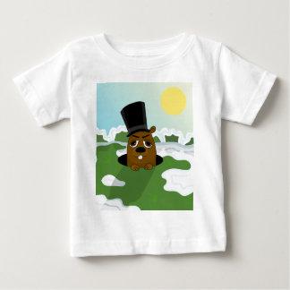 Groundhog Baby T-Shirt