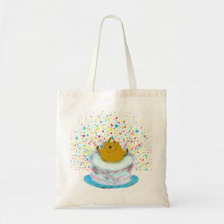 Groundhog Day Birthday Tote Bag