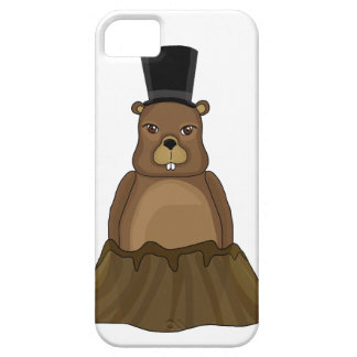 Groundhog day - Cartoon style Case For The iPhone 5