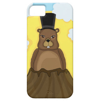 Groundhog day iPhone 5 covers