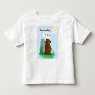Groundhog Day Toddler T-Shirt