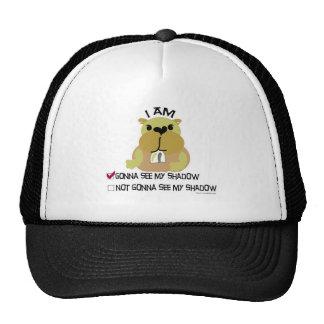 Groundhog day vote  shadow cap