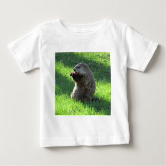 Groundhog eating baby T-Shirt