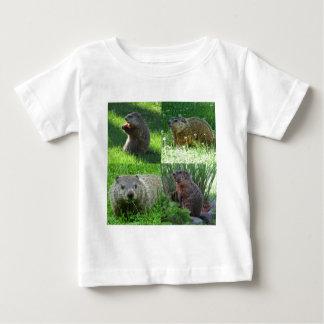 Groundhog Medley Baby T-Shirt
