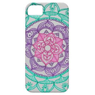 Grounding Mandala iPhone 5 Case By Megaflora