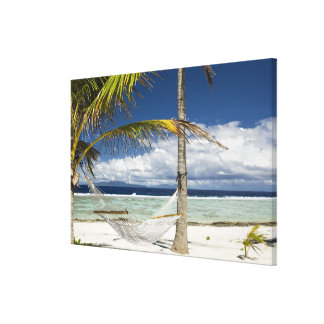 Grounds and scenics of the new luxury St. 2 Stretched Canvas Print