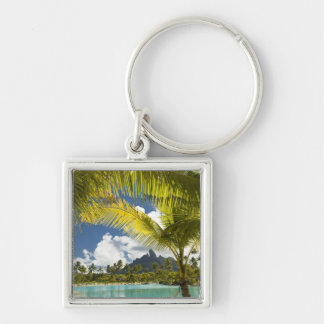 Grounds and scenics of the new luxury St. Regis Silver-Colored Square Key Ring