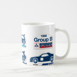 Group B Rally Mug