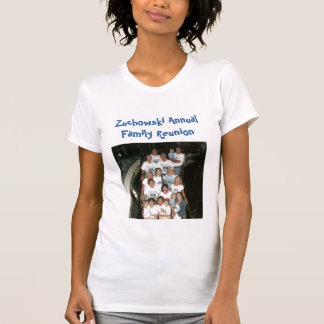 group -cruise, Zuchowski Annual Family Reunion T-Shirt