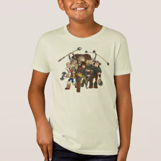 Group Graphic T-Shirt