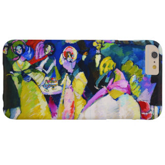 Group in Crinolines by Wassily Kandinsky Barely There iPhone 6 Plus Case