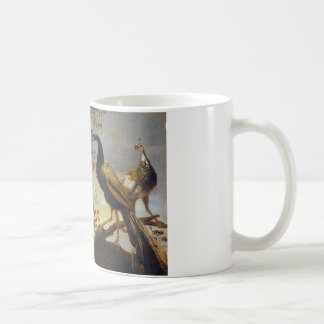 Group of Birds Perched on Branches  Frans Snyders Coffee Mug