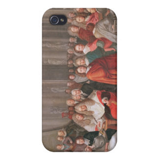 Group of Distinguished Gentlemen Born  Abbeville iPhone 4/4S Cases