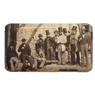 Group of Foremen, 1862 (photo) Case-Mate iPod Touch Case