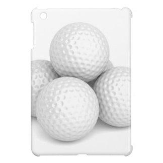 Group of golf balls iPad mini cover