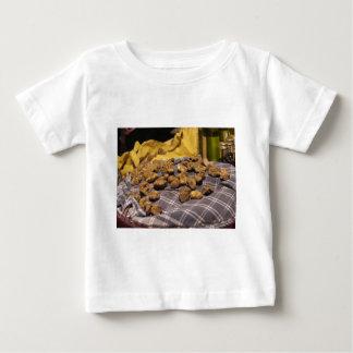 Group of italian expensive white truffles baby T-Shirt