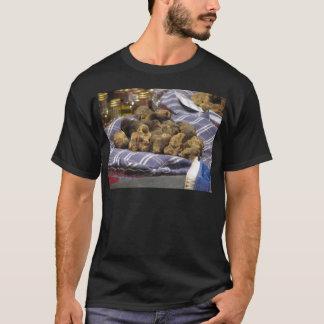 Group of italian expensive white truffles T-Shirt