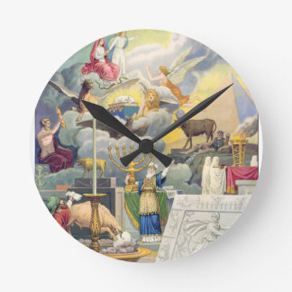 Group of tho World's Religions Wall Clock