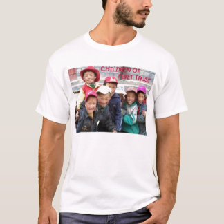 GROUP OF TIBETAN BOYS3 T-Shirt
