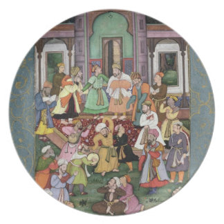 Group of Whirling Dervishes, from the Large Clive Plate