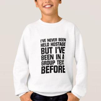 Group Text Sweatshirt