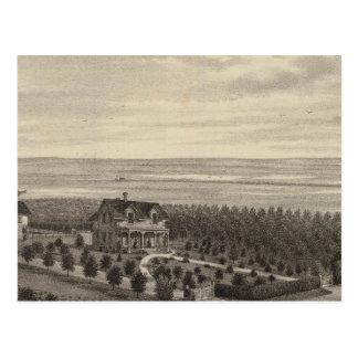 Grove Farm, Hays City, Kansas Postcard
