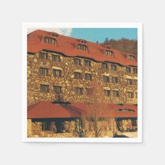 Grove Park Inn Napkins Paper Napkin