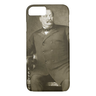 Grover Cleveland, 22nd and 24th President of th Un iPhone 8/7 Case