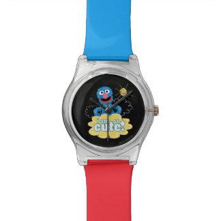 Grover Cute Wrist Watch