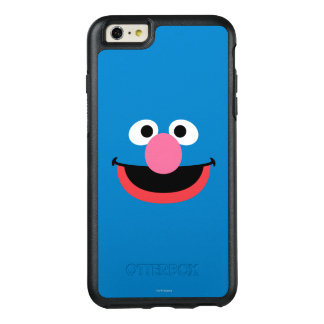Grover Face Art OtterBox iPhone 6/6s Plus Case