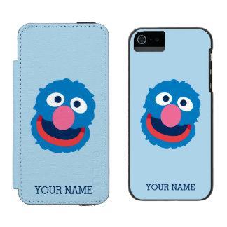 Grover Head Incipio Watson™ iPhone 5 Wallet Case