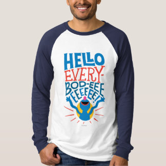 Grover Hello T-Shirt