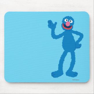 Grover Standing Mouse Pad
