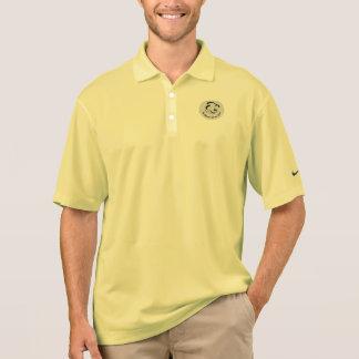 Grover the Golden Retriever Nike Polos