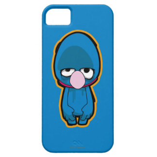 Grover Zombie Barely There iPhone 5 Case