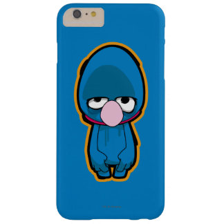 Grover Zombie Barely There iPhone 6 Plus Case